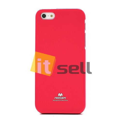 Заказать TPU чехол Mercury Jelly Color series для Apple iPhone 5/5S/SE (10 цветов) на itsell.ua