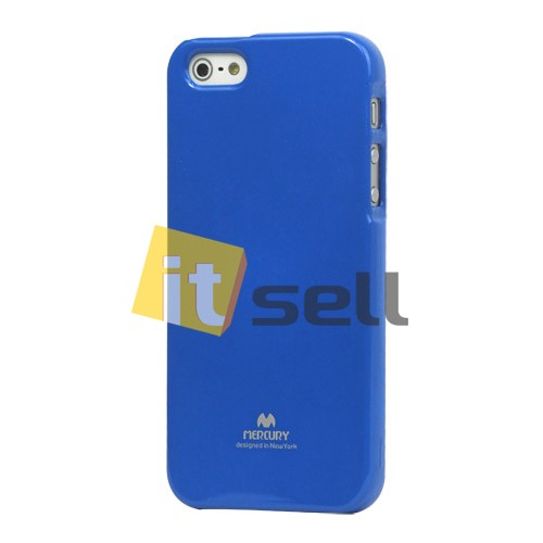 Купить TPU чехол Mercury Jelly Color series для Apple iPhone 5/5S/SE за 175 грн