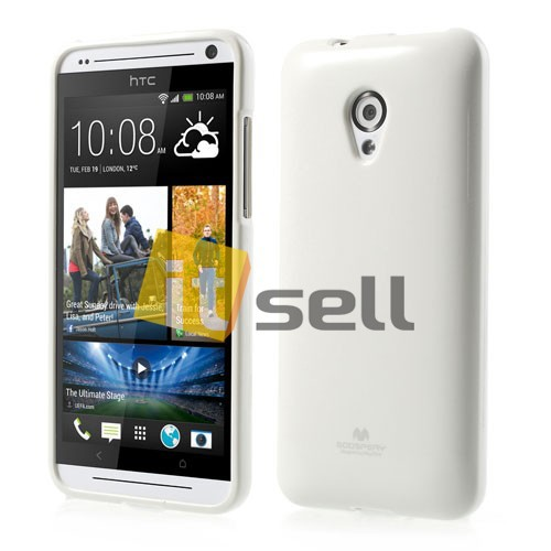 Купить TPU чехол Mercury Jelly Color series для HTC Desire 700 за 85 грн