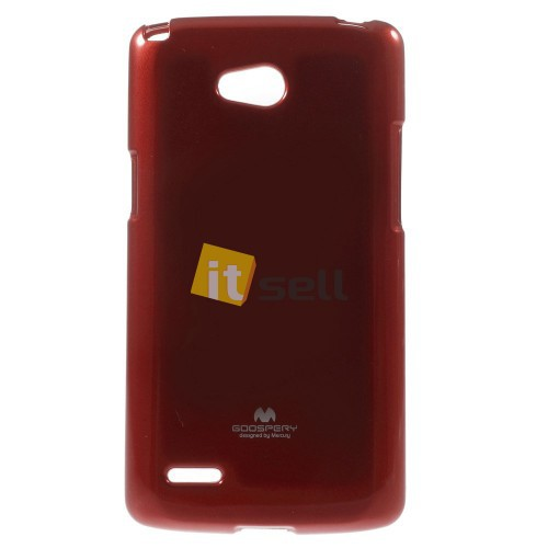 Купить TPU чехол Mercury Jelly Color series для LG D380 L80 Dual за 29 грн