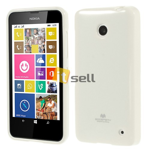 Купить TPU чехол Mercury Jelly Color series для Microsoft Lumia 630 за 61 грн
