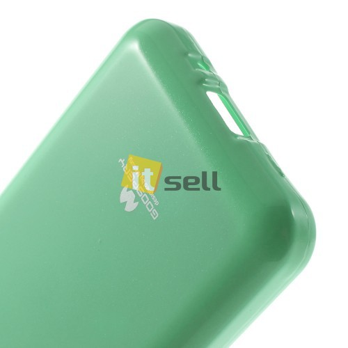 Фото TPU чехол Mercury Jelly Color series для Samsung G355 Galaxy Core 2 Бирюзовый в магазине itsell.ua