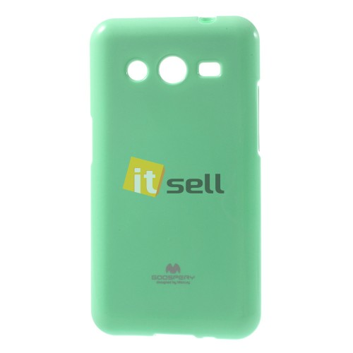 Купить TPU чехол Mercury Jelly Color series для Samsung G355 Galaxy Core 2 за 73 грн