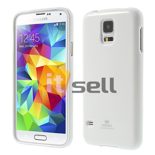 Купить TPU чехол Mercury Jelly Color series для Samsung G900 Galaxy S5  за 175 грн