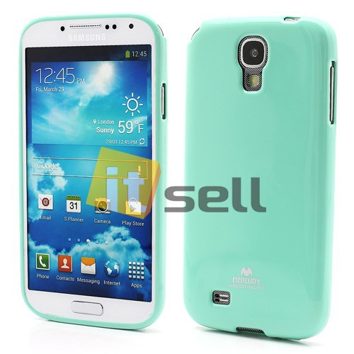 Купить TPU чехол Mercury Jelly Color series для Samsung i9500 Galaxy S4 за 175 грн