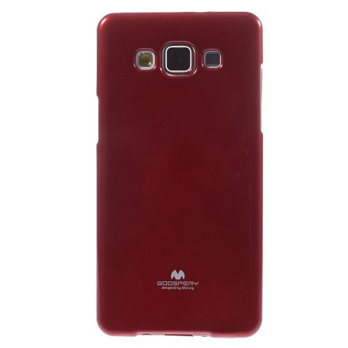 TPU чехол Mercury Jelly Color series для Samsung A500H / A500F Galaxy A5 Красный на itsell.ua