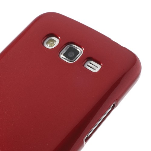 Фото TPU чехол Mercury Jelly Color для Samsung G7102 Galaxy Grand 2 Красный в магазине itsell.ua