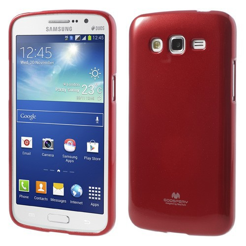 Купить TPU чехол Mercury Jelly Color для Samsung G7102 Galaxy Grand 2 за 175 грн