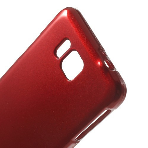 TPU чехол Mercury Jelly Color series для Samsung G850F Galaxy Alpha Красный в магазине itsell.ua