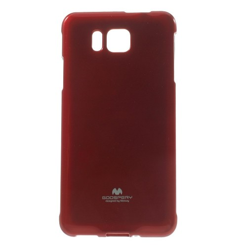 TPU чехол Mercury Jelly Color series для Samsung G850F Galaxy Alpha