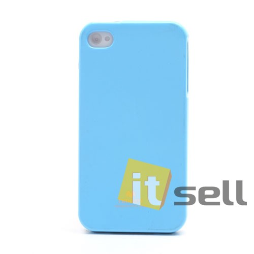 Купить TPU чехол Mercury Jelly Color series для Apple iPhone 4/4S за 175 грн