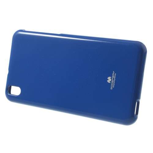 Фото TPU чехол Mercury Jelly Color series для HTC Desire 816 Синий на itsell.ua