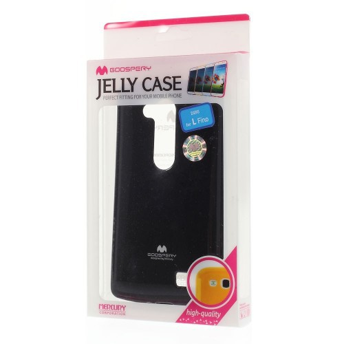 Заказать TPU чехол Mercury Jelly Color series для LG D295 L Fino Dual (1 цвет) на itsell.ua