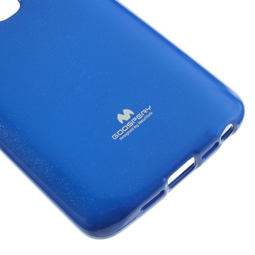TPU чехол Mercury Jelly Color series для LG D802 Optimus G2 Синий на itsell.ua
