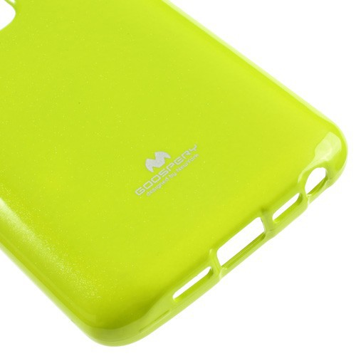 TPU чехол Mercury Jelly Color series для LG D802 Optimus G2 Зеленый на itsell.ua