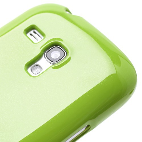 Заказать TPU чехол Mercury Jelly Color series для Samsung i8190 Galaxy S3 mini Зеленый на itsell.ua