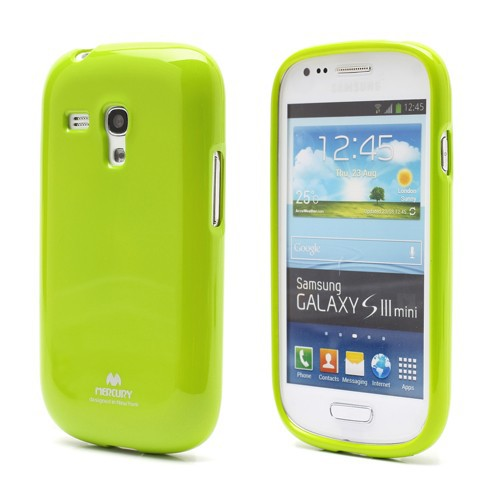 Купить TPU чехол Mercury Jelly Color series для Samsung i8190 Galaxy S3 mini за 99 грн