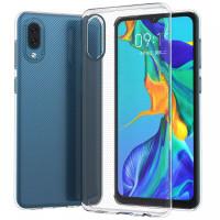 TPU чехол Epic Premium Transparent для Samsung Galaxy A02