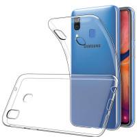 TPU чехол Epic Premium Transparent для Samsung Galaxy A20 (A205F)