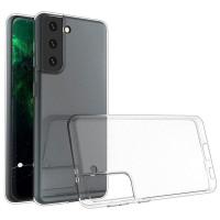TPU чехол Epic Premium Transparent для Samsung Galaxy S21