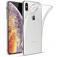 "TPU чехол Epic Transparent 1,0mm для Apple iPhone XS Max (6.5"")"