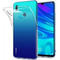 TPU чехол Epic Transparent 1,0mm для Huawei P Smart (2019)