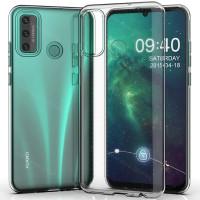 TPU чехол Epic Transparent 1,0mm для Huawei P Smart (2020)