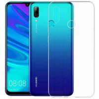 TPU чехол Epic Transparent 1,0mm для Huawei Nova 3i