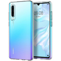 TPU чехол Epic Transparent 1,0mm для Huawei P30