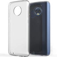 TPU чехол Epic Transparent 1,0mm для Motorola Moto G6