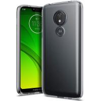 TPU чехол Epic Transparent 1,0mm для Motorola Moto G7 Power