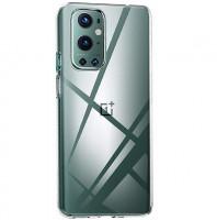 TPU чехол Epic Transparent 1,0mm для OnePlus 9 Pro