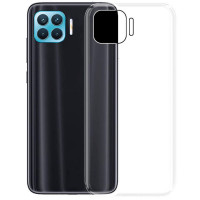 TPU чехол Epic Transparent 1,0mm для Oppo A93