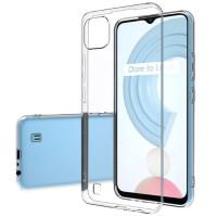 TPU чехол Epic Transparent 1,0mm для Realme C11 (2021)