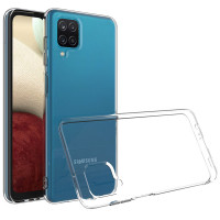 TPU чехол Epic Transparent 1,0mm для Samsung Galaxy A12