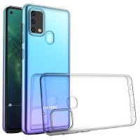 TPU чехол Epic Transparent 1,0mm для Samsung Galaxy M21s