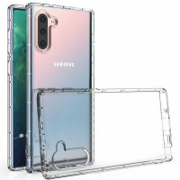TPU чехол Epic Transparent 1,0mm для Samsung Galaxy Note 10