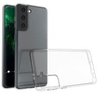 TPU чехол Epic Transparent 1,0mm для Samsung Galaxy S21+