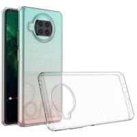 TPU чехол Epic Transparent 1,0mm для Xiaomi Redmi Note 9 Pro 5G