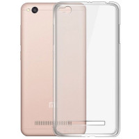 TPU чехол Epic Transparent 1,0mm для Xiaomi Redmi 4a