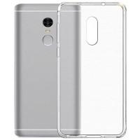 TPU чехол Epic Transparent 1,0mm для Xiaomi Redmi Note 4X