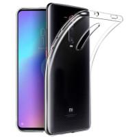 TPU чехол Epic Transparent 1,0mm для Xiaomi Mi 9T Pro