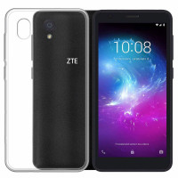 TPU чехол Epic Transparent 1,0mm для ZTE Blade A3 (2019)
