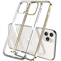 "TPU чехол G-Case Shiny Series для Apple iPhone 12 Pro / 12 (6.1"")"