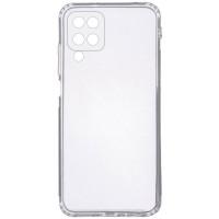 TPU чехол GETMAN Clear 1,0 mm для Samsung Galaxy A12 / M12
