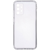 TPU чехол GETMAN Clear 1,0 mm для Samsung Galaxy A72 4G / A72 5G