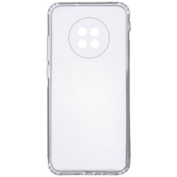 TPU чехол GETMAN Clear 1,0 mm для Xiaomi Redmi Note 9T