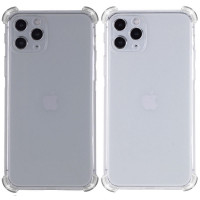 "TPU чехол GETMAN Ease logo усиленные углы для Apple iPhone 12 Pro Max (6.7"")"