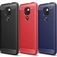TPU чехол iPaky Slim Series для Motorola Moto G9 Play