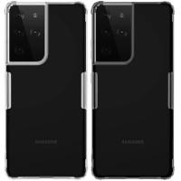 TPU чехол Nillkin Nature Series для Samsung Galaxy S21 Ultra